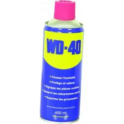 LOT DE 24 BOMBES NETTOYANT WD 40 SMART 5 FONCTIONS DÉGRIPPANT -(400 ml)