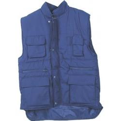 Gilet Anti-Froid Bleu NEVADA - Taille XL