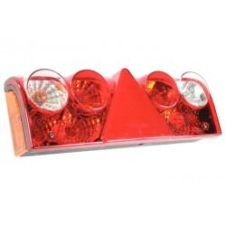 FEU ARRIERE GAUCHE ASPOCK EUROPOINT 2 avec connecteur superseal REFERENCE 25-6430-501